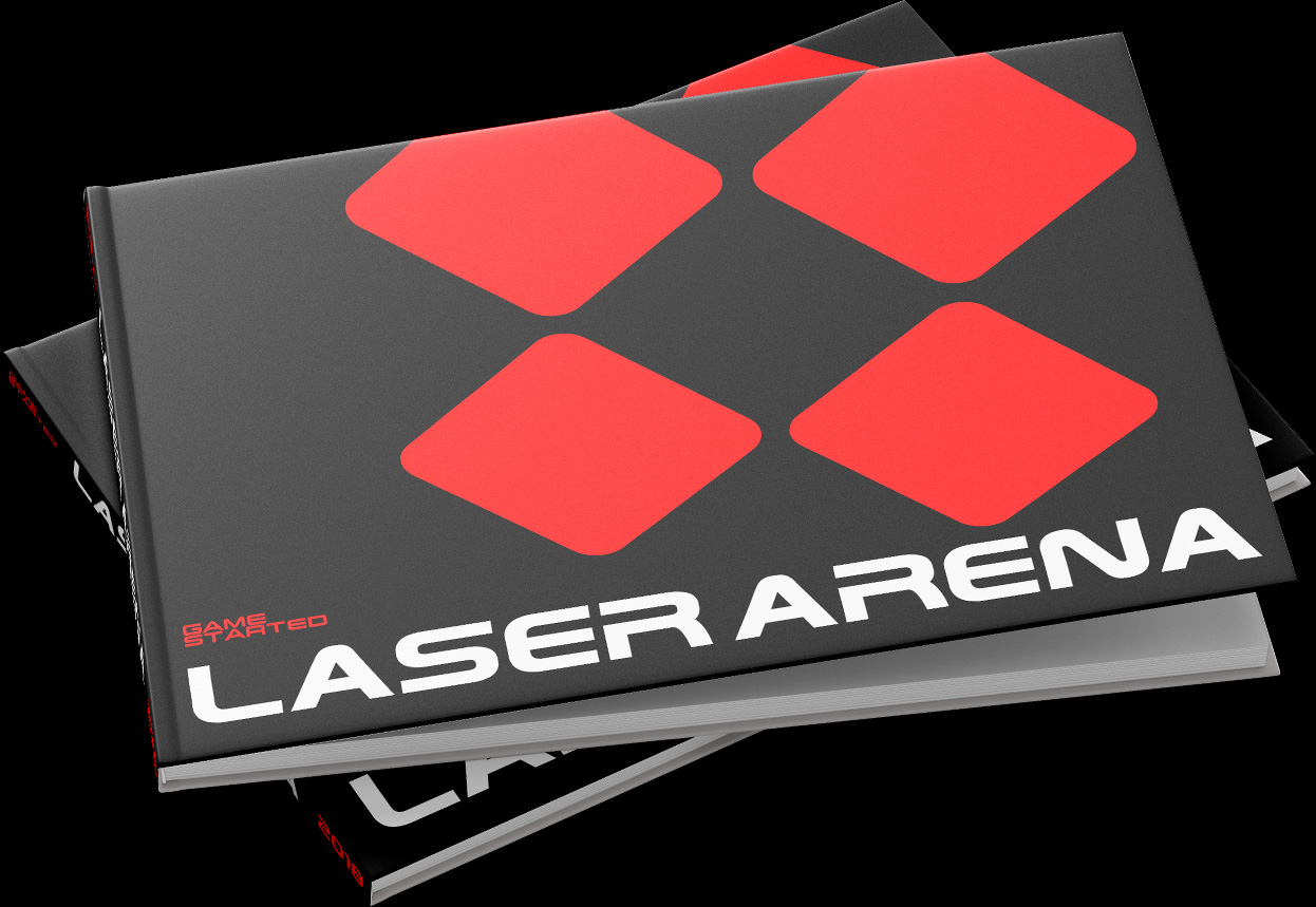 Laser tag equipment catalogue