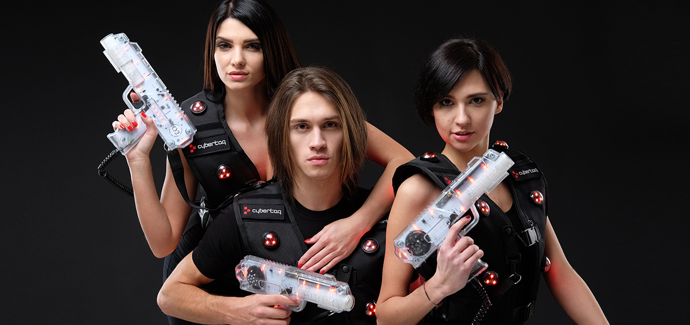 Indoor laser tag for adults: happiness is nearby!